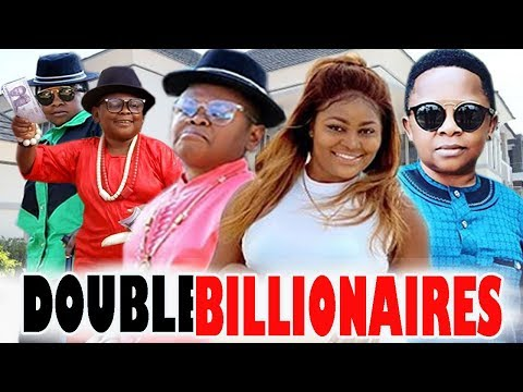 DOUBLE BILLIONAIRES PART 1&2- Aki & Pawpaw Latest Classic Nigerian Nollywood Movies.