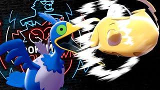 Enter CRAMORANT! Pokemon Sword and Shield! Cramorant Pokemon Showdown Live! by PokeaimMD