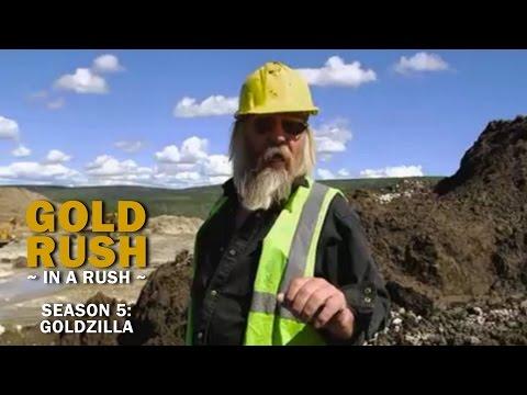 Gold Rush Season 5 Episode 7 - Goldzilla - Gold Rush in a Rush Recap