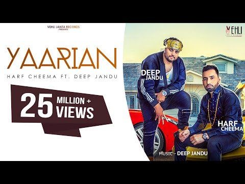 Yaarian Songs mp3 download and Lyrics