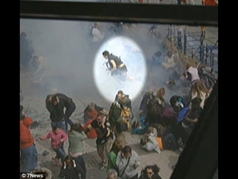FBI Has Images of Two Boston Bombing Suspects Video