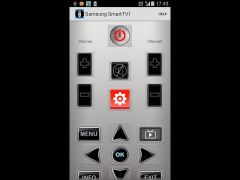 Video of Samsung IR - Universal Remote