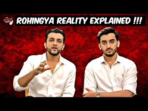 ROHINGYA Crisis & Reality Explained l The Baigan Vines