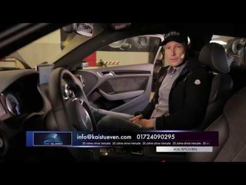Audi S3 2015 Test Sound System ETON Endstufe Lautsprecher Einbau Car Hifi Hamburg