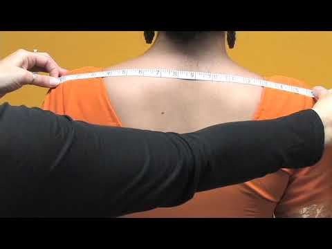 Blouse - This video demonstrates easy steps on how to measure for a perfect fitting womens saree / sari blouse/choli. The Indian Sari consists of 3 things.. the sari ...