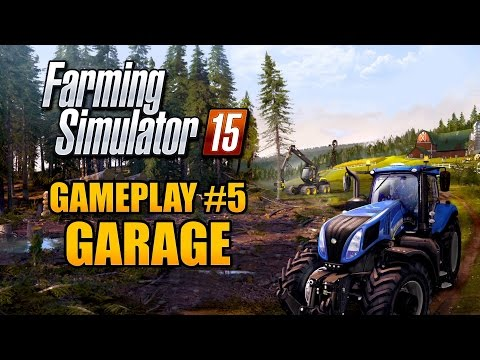Farming Simulator 15 – Gameplay Teaser 5
