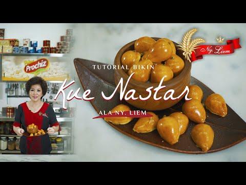 RAHASIA RESEP LEGENDA : Nastar ala Ny. Liem by Chef Achen
