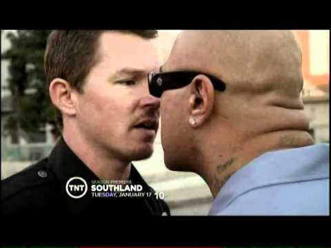 Southland season 4 I am an officer of the law