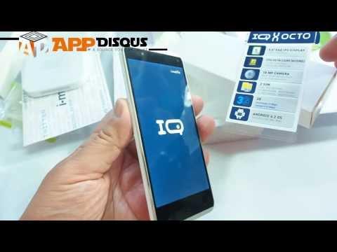 imobile - รีวิวแกะกล่อง i-Mobile IQ X OCTO (ไทย) คอนเทนต์นี้นำเสนอโดย http://www.AppDisqus.com.