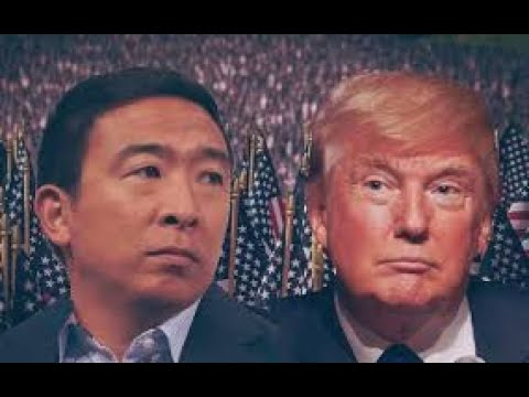 Andrew Yang WILL beat Donald Trump in 2020 | Trump voters confirm.