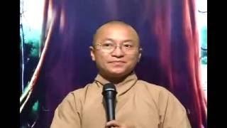 Hãy cứu lấy mình (20/11/2008) - TT. Thích Nhật Từ