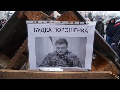 Черкащани виступили проти силового розгону блокади Донбасу