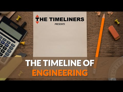 The Timeline Of Engineering   The Timeliners