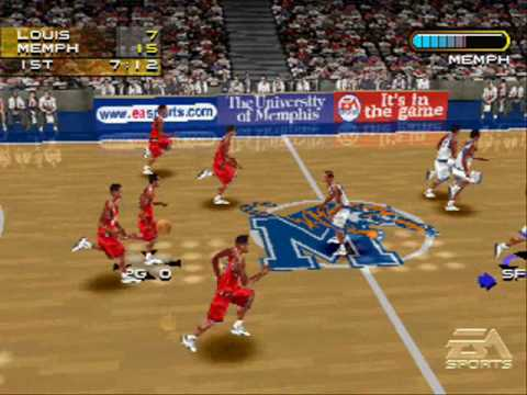 NCAA March Madness 2000 Playstation