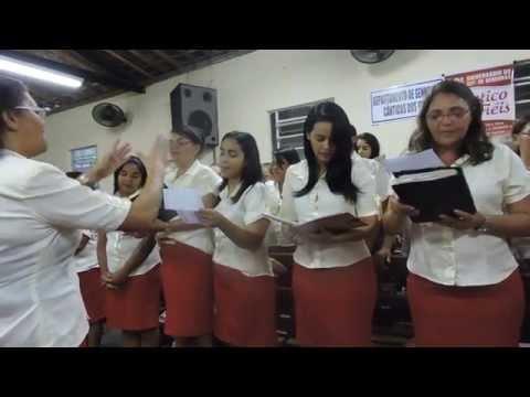 18ª Aniversário do Dep. Cânticos dos Fiéis .XEXEU-PE