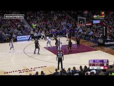 Sacramento Kings vs Cleveland Cavaliers   1st Qtr Highlights  December 6 2017  2017 18 NBA Season