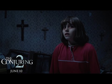 'The Conjuring 2' – This time a London family struggle in their haunted house.