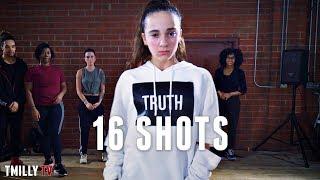 Video Stefflon Don - 16 Shots - Choreography by Tricia Miranda - #TMillyTV MP3, 3GP, MP4, WEBM, AVI, FLV Januari 2018