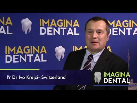 Pr Dr Ivo Krejci - IMAGINA Dental 2017