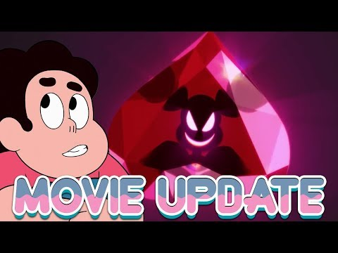 Steven Universe Movie News UPDATE! (Animation Studio + Storyboards Revealed)