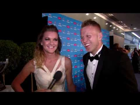 New Year's Eve: getting the party started - Hopman Cup 2014