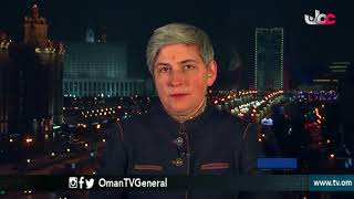 Imad K. Harb talks to Oman TV on Operation Olive Branch and the situation in Afrin (in Arabic)
