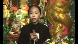 PGHH: Ăn Chay Theo Giáo Lý Phật Giáo Hòa Hảo - Em Anh Thư (NamMoADiDaPhat.org)