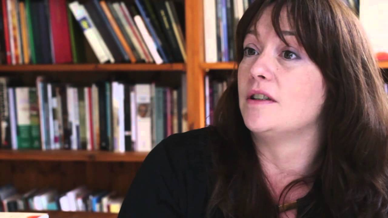 "Eimear McBride talks about ""A Girl is a Half-formed Thing"""