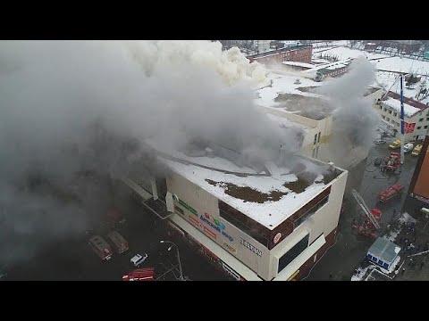 Σιβηρία: Αυξάνεται ο απολογισμός των νεκρών από τη μεγάλη πυρκαγιά σε εμπορικό κέντρο…