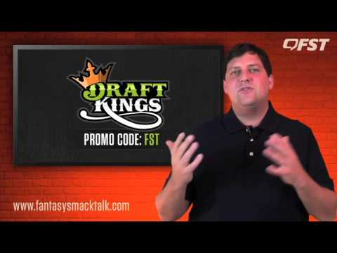 Week 11 – 2015 Daily Fantasy Football DraftKings Value Picks thumbnail
