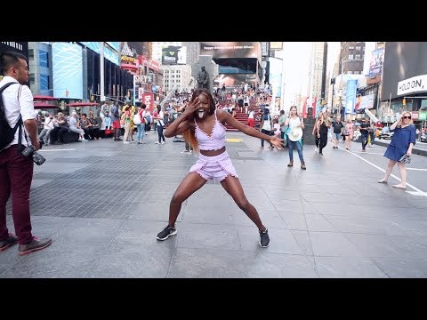 Sherrie Silver - Guitar | Dance Choreography + crazy class freestyles at end!