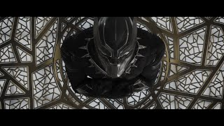 VIDEO: Marvel's BLACK PANTHER – All Star TV Clip