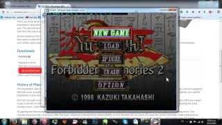 Video Tutorial para configurar PSXCR Emulator 1.3.2 con Yu-Gi-Oh Forbidden Memories II MP3, 3GP, MP4, WEBM, AVI, FLV Juli 2018