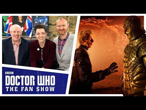 Doctor Who: The Fan Show – The Aftershow Ep 9