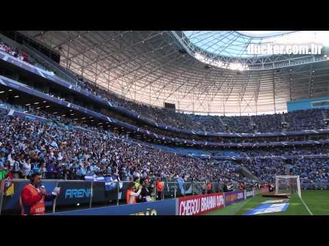 Grêmio x Inter - Grenal 397 - Brasieirão 2013 - Greeeemio - Geral do Grêmio - Grêmio