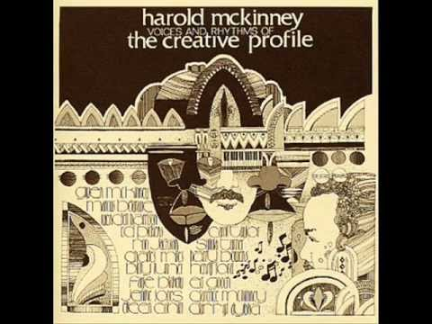 Harold McKinney - Ode To Africa online metal music video by HAROLD MCKINNEY