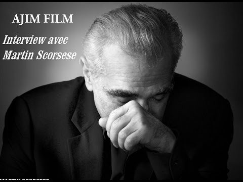 Martin Scorsese - Interview (VOST)