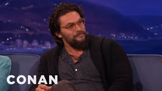 Jason Momoa: Khal Drogo Can Improve Your Love Life
