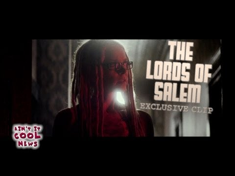 The Lords of Salem Clip 'The Door Closed'