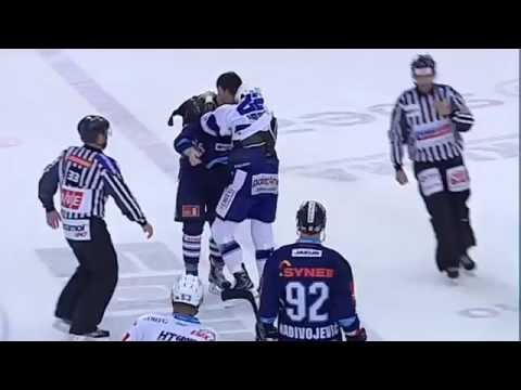 Kometa vs. Liberec | Martin Erat BITKA s Jelínkem po hitu na Nečase