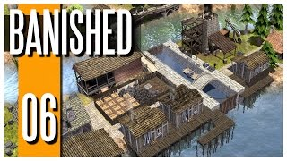 Banished - Ep.06 : The Forge! Don't forget to leave a LIKE on this video for more! Subscribe for more! ►http://goo.gl/yCQnEn Banished Playlist ► http://go...