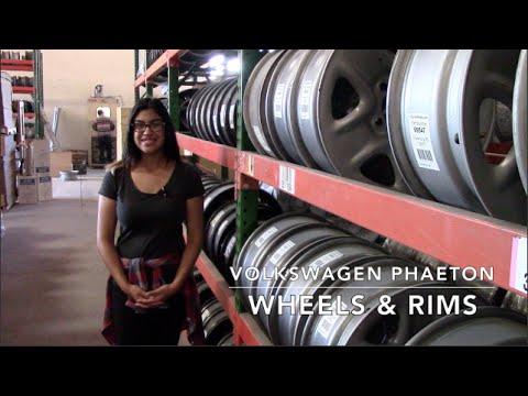 Factory Original Volkswagen Phaeton Wheels & Volkswagen Phaeton Rims – OriginalWheels.com