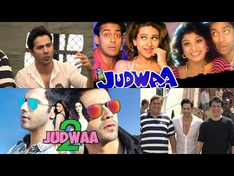 PC With Judwaa 2 Team Varun Dhawan, David Dhawan For Completing 20 Years Of Judwaa