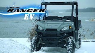 5. Электриче�кий POLARIS Ranger EV