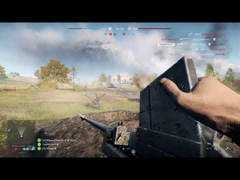Using The Boys AT Rifle Early- Battlefield V