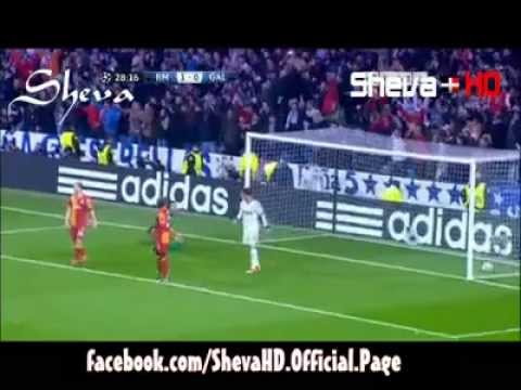 Real Madrid [ 2 - 0 ] Galatasaray ## Karim Benzema