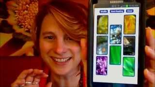 Gratitude Tarot YouTube video