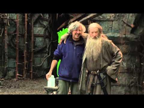 El Hobbit: Un Viaje Inesperado - Así se hizo (Parte 1/3)