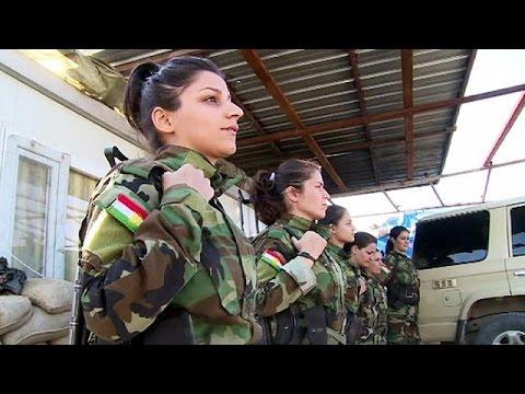 Ιράκ: Μια 19χρονη Πεσμεργκά μιλάει στο euronews