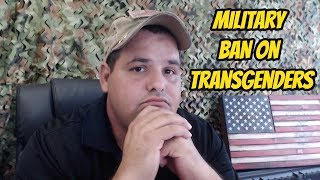 In this video, I am addressing President Trump Announcement on a Military BAN on Transgender Service Members. Please join ...